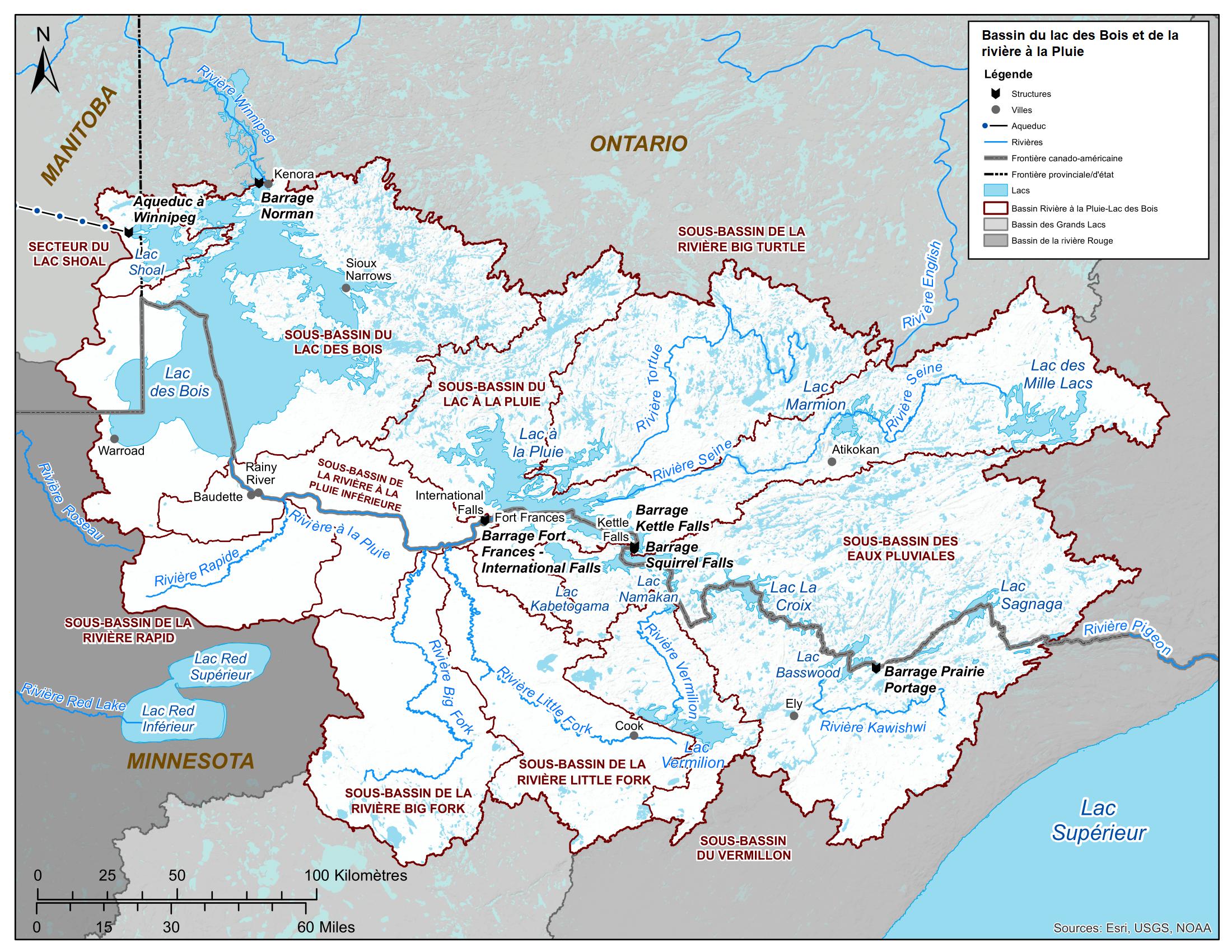 Lac des Bois et rivière à la Pluie1