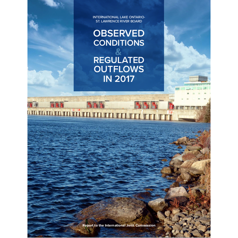 Observed Conditions & Regulated Outflows in 2017 (ILOSLRB, 2018)