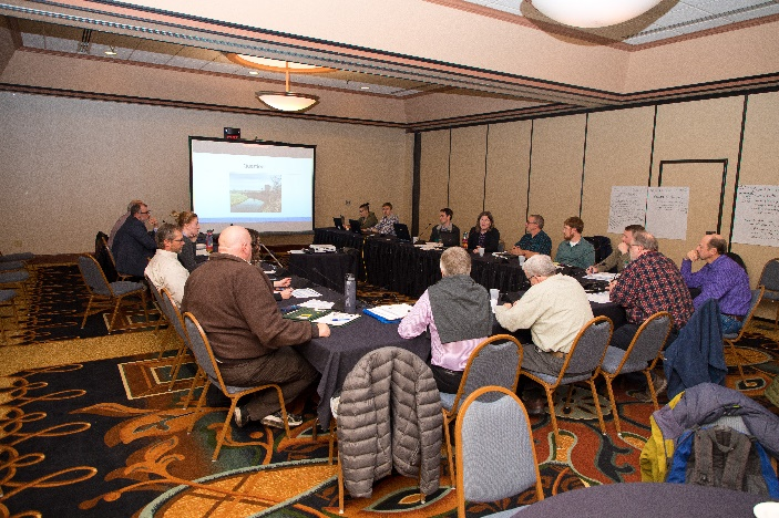 RAAG Workshop in Minot, ND. Photo Provided By: USACE