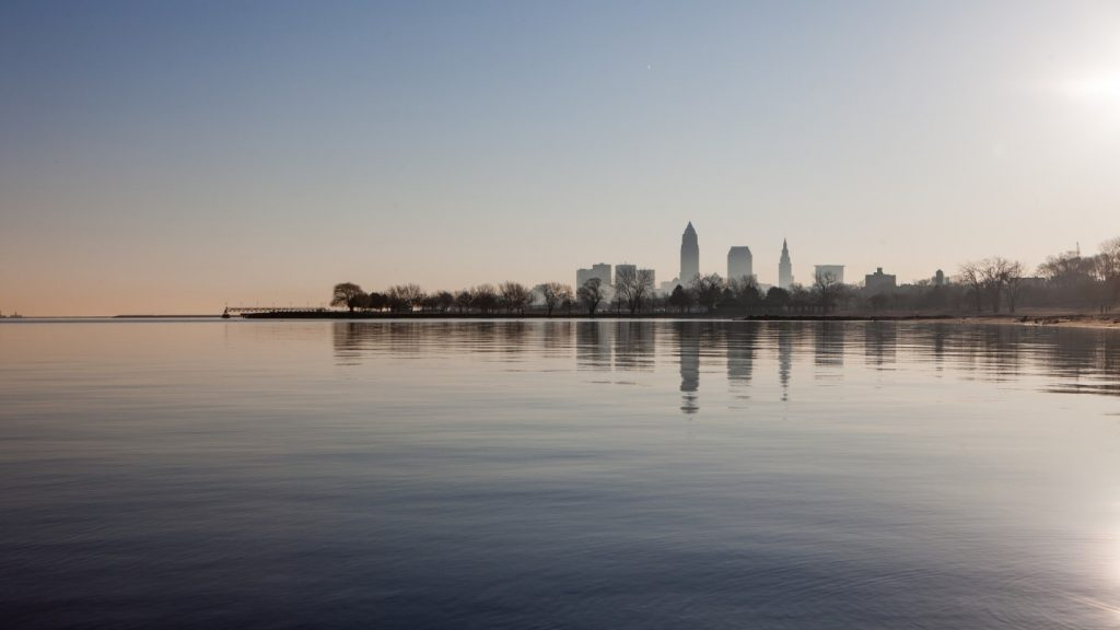 Cleveland, Ohio, depends on water from Lake Erie for its drinking supply, which can be affected by a hypoxic zone