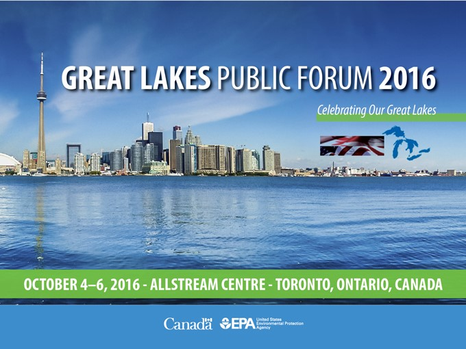 great lakes public forum binational toronto ontario canada