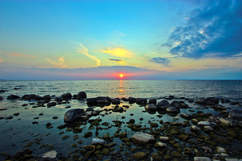 Three Mile Bay, New York, Lake Ontario. Credit: Istockphoto.com