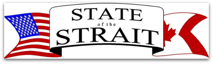 State of the Strait Conference logo. Courtesy of John Hartig.