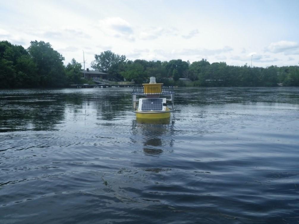 water quality buoy monitoring epa