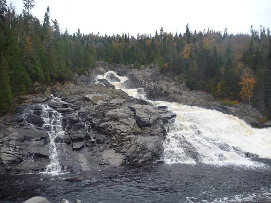 nimoosh rapids