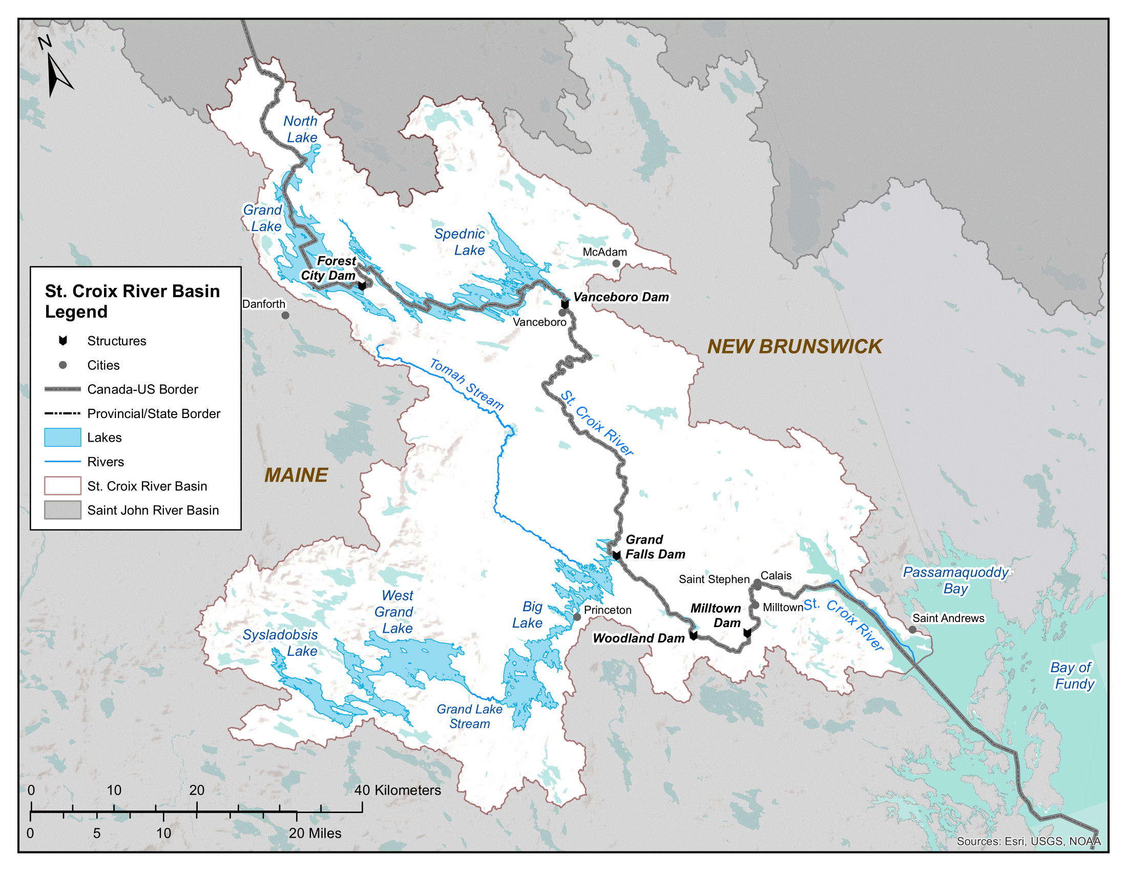 st croix basin map