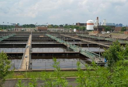 Wastewater Plants