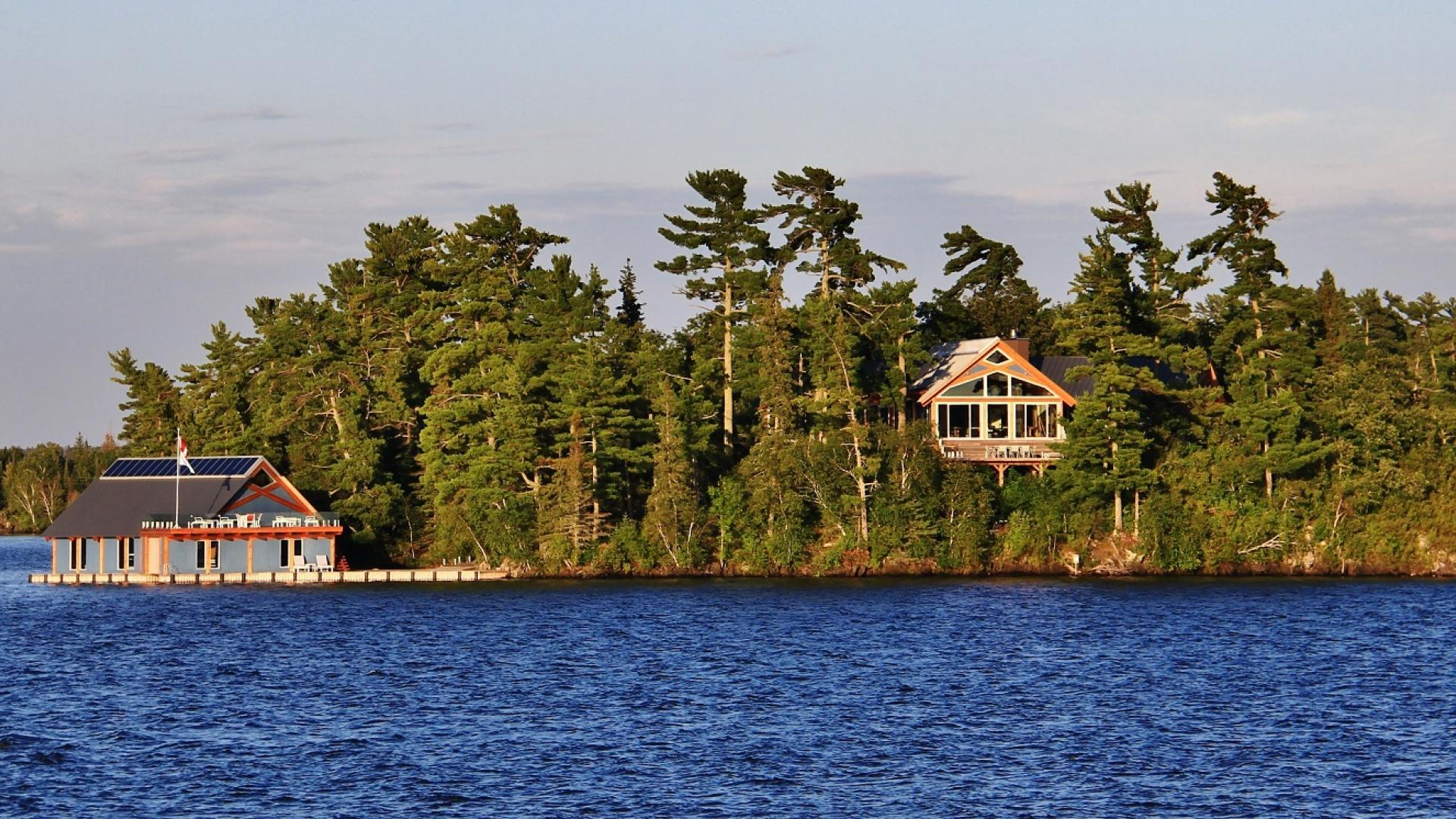 Picture of Lake of the Woods, Kenora, Ontario