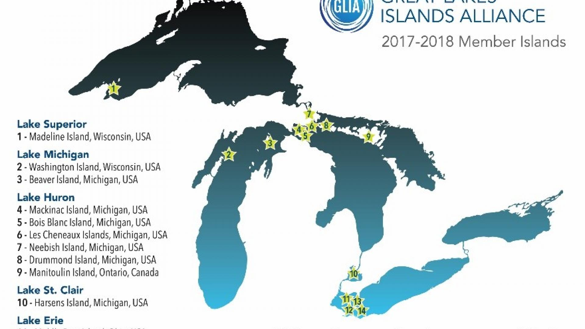 New Great Lakes Island Alliance Connects Communities