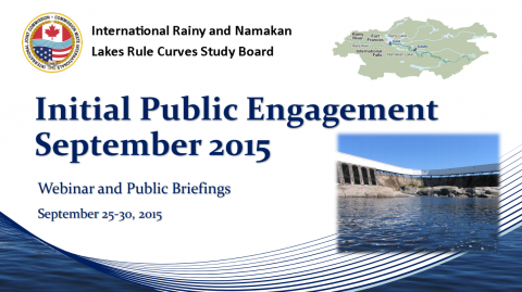 Cover of the IRNLRCSB Public Engagement Presentation