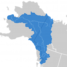 Icon of the Alaska-Yukon-British Columbia Watershed