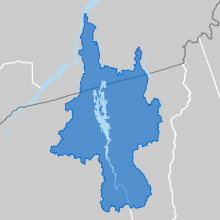Icon of the Lake Champlain-Richelieu River Watershed