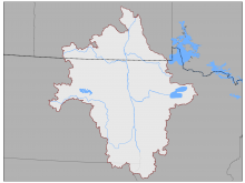 Icon of the Red River Watershed