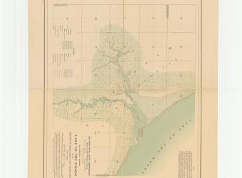 MAP - Lake of the Woods Zippel sheet no 14 - 1914-01-01