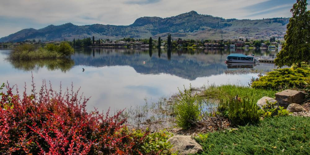 Lake Osoyoos, British Columbia