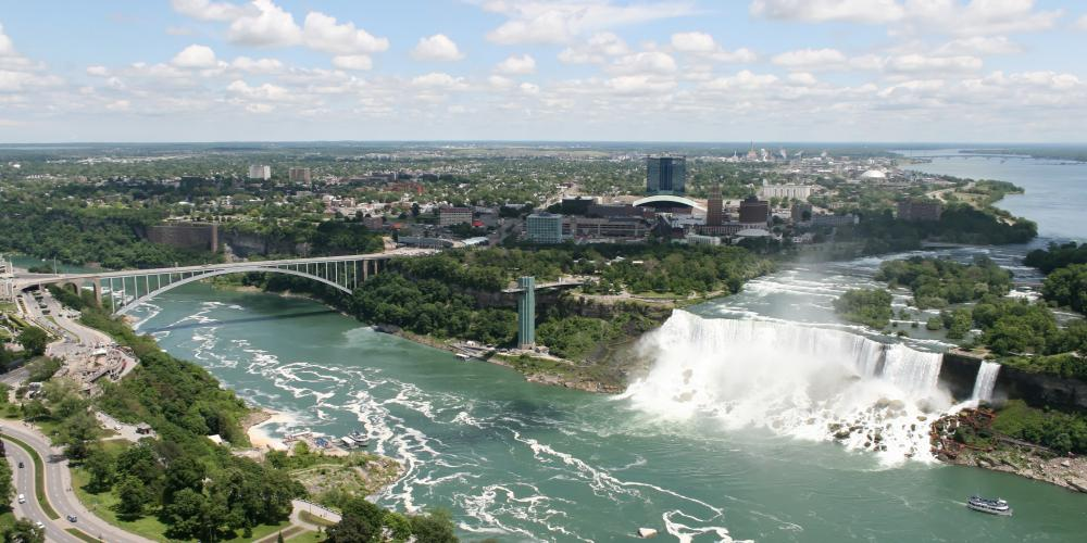 Image of American Falls, Ontario and New York